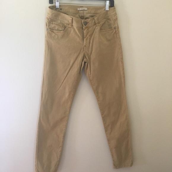 CAbi Denim - CAbi mustard color jeans